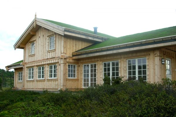 partial cabin